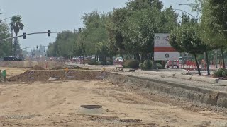 Willow Avenue Road Construction Could Cause Delays as Clovis Students Head Back To Class