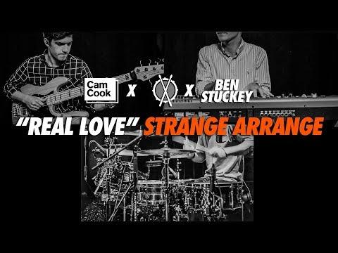 Real Love Strange Arrange // Hillsong Y&F // Cam Cook x Daniel Bernard x Ben Stuckey