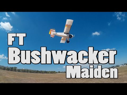 FT Bushwacker Maiden - UCnJyFn_66GMfAbz1AW9MqbQ