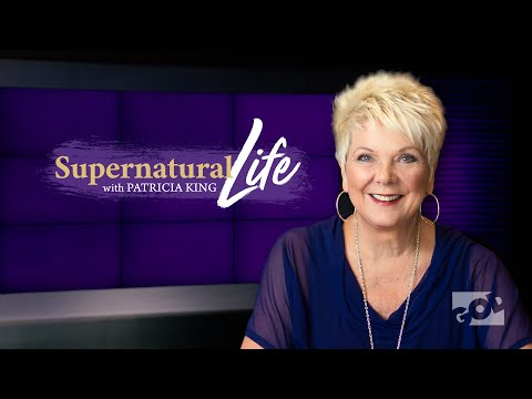 The Prophet with James Goll // Supernatural Life // Patricia King