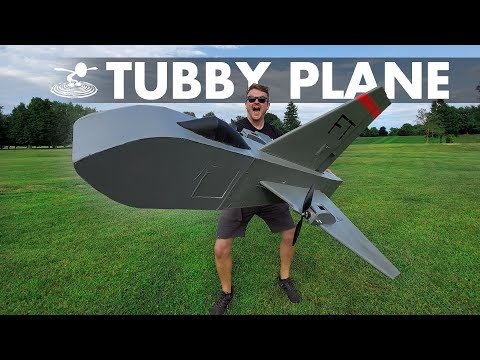 B52 Tail Only Plane? | Will it Fly? - UC9zTuyWffK9ckEz1216noAw