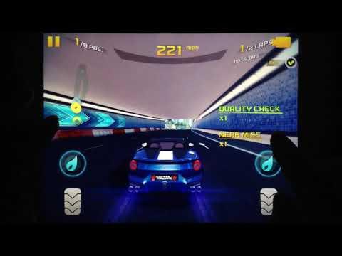 Asphalt 8 - Ferrari F60 America R&D: Test 15