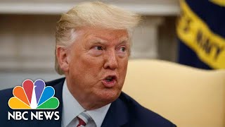 President Donald Trump: 'Some Of My Biggest Supporters' Are LGBTQ | NBC News