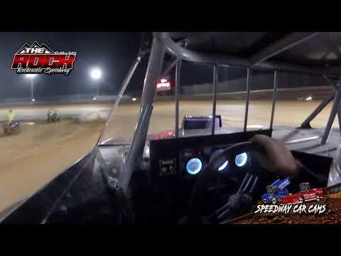Winner #2B Matthew Norman - Super Stock - 7-9-21 Rockcastle Speedway - In-Car Camera - dirt track racing video image