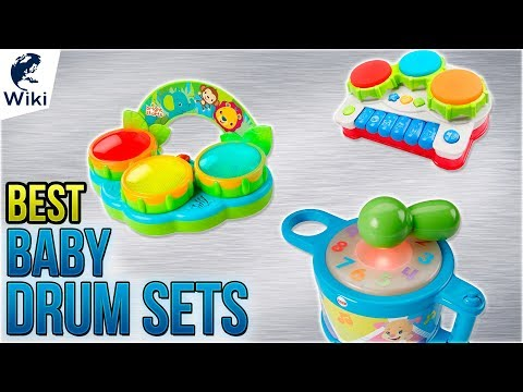 9 Best Baby Drum Sets 2018 - UCXAHpX2xDhmjqtA-ANgsGmw