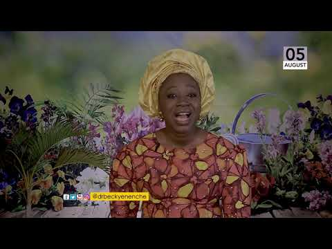 Dr Becky Paul-Enenche - SEEDS OF DESTINY  MONDAY 5TH AUGUST, 2019