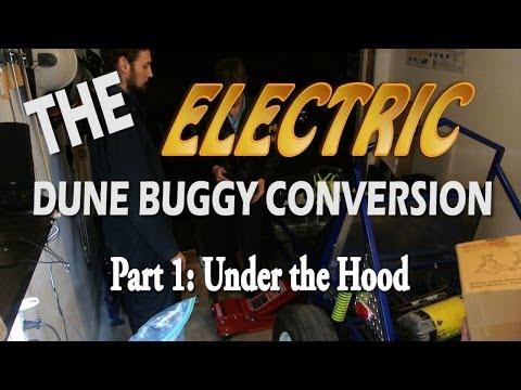 Electric Dune Buggy Conversion, Part 1: Under the Hood - UCjgpFI5dU-D1-kh9H1muoxQ