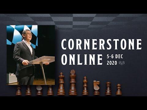 6 December 2020  The King's Gambit  Cornerstone Community Church  CSCC Online