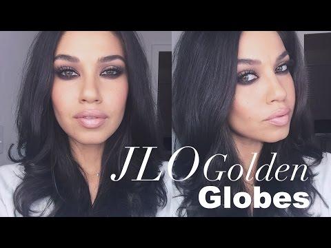 JLO GOLDEN GLOBES MAKEUP TUTORIAL! | EMAN - UCaZZh0mI6NoGTlmeI6dbP7Q