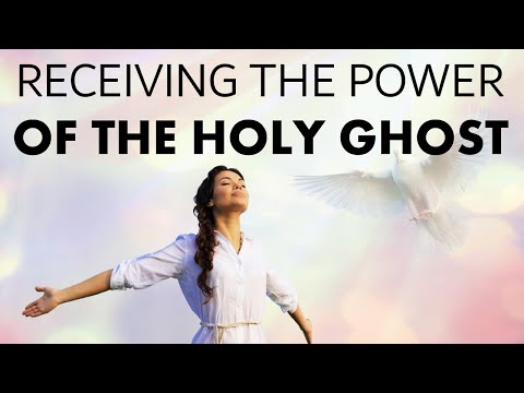 RECEIVING THE POWER OF THE HOLY GHOST - BIBLE PREACHING  PASTOR SEAN PINDER