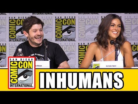 Marvel's INHUMANS Comic Con Panel - UCS5C4dC1Vc3EzgeDO-Wu3Mg