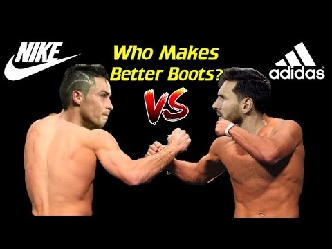 Nike vs Adidas - Who Makes Better Soccer Cleats/Football Boots? - UCUU3lMXc6iDrQw4eZen8COQ