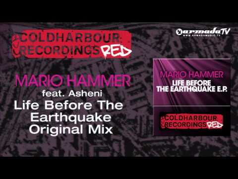 Mario Hammer feat. Asheni - Life Before The Earthquake (Original Mix) - default