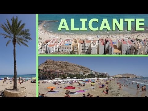 ALICANTE - SPAIN  4K - UCa7bR7ifIPG_Py-SlFo5wOw