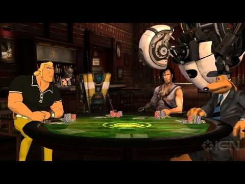 Poker Night 2 Launch Trailer - UCKy1dAqELo0zrOtPkf0eTMw