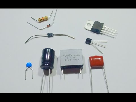 A simple guide to electronic components. - UCtM5z2gkrGRuWd0JQMx76qA