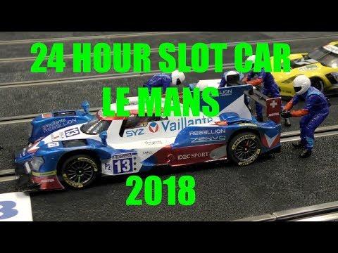 24 Hour slot car Le Mans 2018 - UC3RDkzcSVSXQN1xukqALQHg