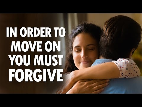 In Order to Move On YOU MUST FORGIVE - Live Re-broadcast