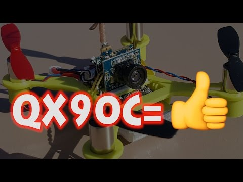 Eachine QX90C Review 👍👍👍 - UCnJyFn_66GMfAbz1AW9MqbQ