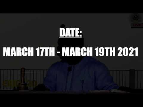 CROSS OVER NIGHT WITH PROPHET HEZEKIAH OLADEJI    28TH FEBRUARY, 2021.