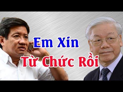 Ông Đoàn Ngọc Hải bất ngờ nộp đơn xin từ chức trong ngày xét xử Đinh La Thăng
