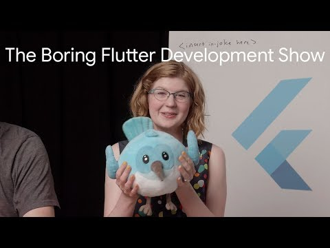 How to Publish a Flutter Package (The Boring Flutter Development Show, Ep. 7.3) - UC_x5XG1OV2P6uZZ5FSM9Ttw