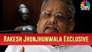 Rakesh Jhunjhunwala Exclusive | Biggest Interview of 2019 On Indian Market Fall