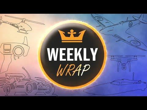 HobbyKing Weekly Wrap - Episode 1 - UCkNMDHVq-_6aJEh2uRBbRmw