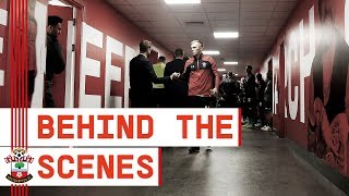 BEHIND THE SCENES | Southampton 1-2 Liverpool