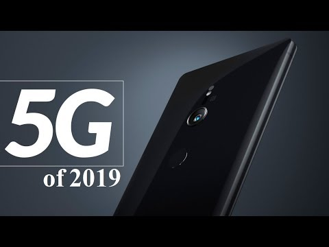 Top five 5G phones to expect in 2019 - Check your favourite smartphone is in the list!!! - UCpQOlmBDNihPKky0jqCl7oA