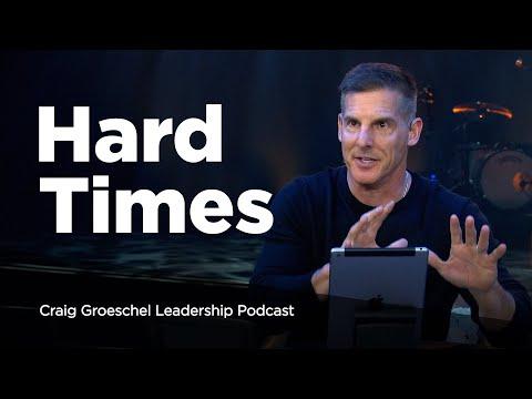 Leading Through Crisis - Craig Groeschel Leadership Podcast