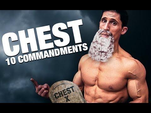 The 10 Commandments of Chest Training (GET A BIG CHEST!) - UCe0TLA0EsQbE-MjuHXevj2A