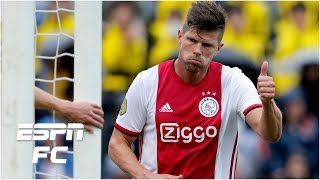 Klaas-Jan Huntelaar & Dusan Tadic among the goals in Ajax's win vs. Venlo | Eredivisie Highlights
