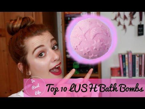 Top 10 LUSH Bath Bombs! - UCGBpxWJr9FNOcFYA5GkKrMg