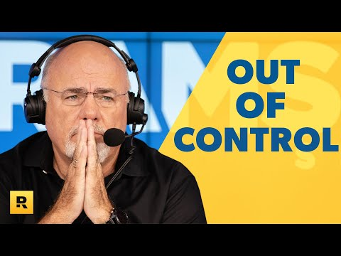 This Has Gotten Out of Hand! - Dave Ramsey Rant