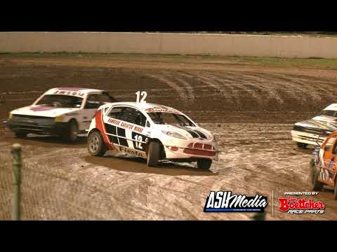 Thrills and Spills | 22nd May 2021: Archerfield Speedway - Queensland Super Sedan Title - dirt track racing video image