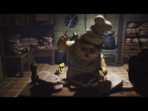 10 Cute & Creepy Minutes of Little Nightmares Gameplay - Gamescom 2016 - UCKy1dAqELo0zrOtPkf0eTMw