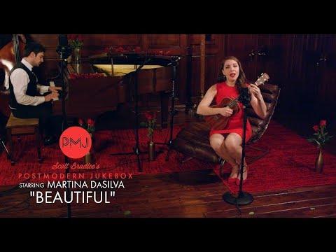 Beautiful - Christina Aguilera (Jazz Cover) ft. Martina DaSilva - UCORIeT1hk6tYBuntEXsguLg