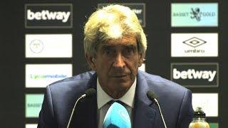 West Ham 0-5 Man City - Manuel Pellegrini Full Post Match Press Conference - Premier League
