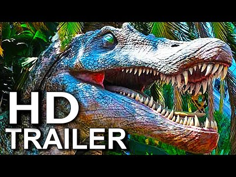 JURASSIC WORLD EVOLUTION All Species Trailer (2018) Jurassic Park - UCtAzYb6zKExIG41FLFtEFQQ