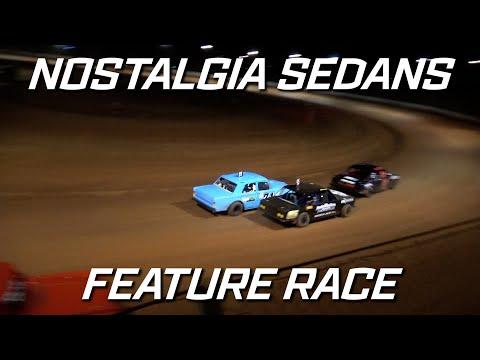 Nostalgia Sedans: A-Main - Maryborough Speedway - 25.09.2021 - dirt track racing video image