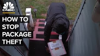 How Amazon Is Trying To Stop Package Theft