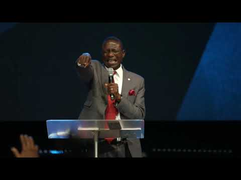 Accelerate Night Of Increase with Bishop Francis Wale Oke