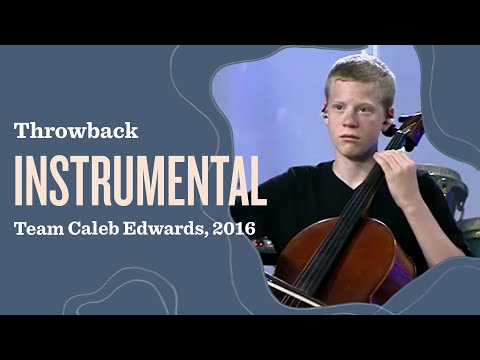 (Instrumental) Team Caleb Edwards -- The Prayer Room Live Throwback Moment