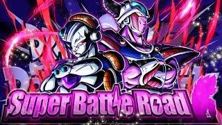 LR MECHA FRIEZA & KING COLD VS. CATEGORY SUPER BATTLE ROAD! (DBZ: Dokkan Battle)