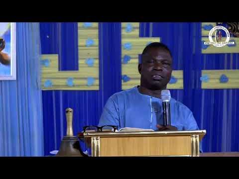 SUNDAY SERVICE  WITH PROPHET/EVANG.HEZEKIAH OLADEJI  @ C.A.C BABALOLA INTERNATIONAL MIRACLE CAMP