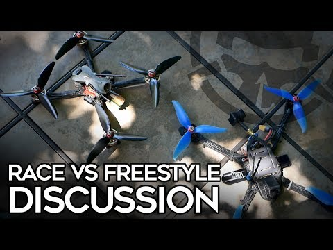 Race vs Freestyle Builds: Discussion - UCemG3VoNCmjP8ucHR2YY7hw