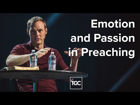 David Platt on Bringing Emotion and Passion to Preaching