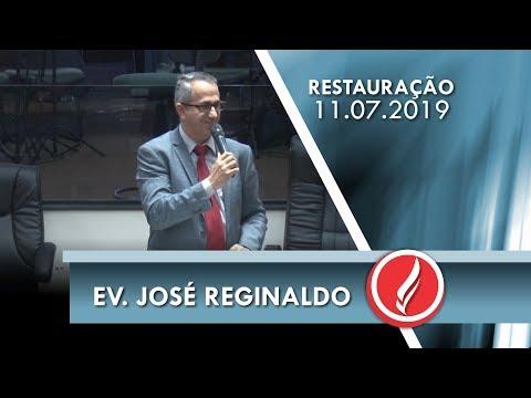 Ev. José Reginaldo   Jesus tem tudo que você precisa   Mateus 15.21   11 07 2019