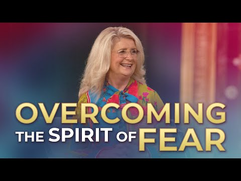 Overcoming The Spirit Of Fear (August 23, 2020)  Cathy Duplantis
